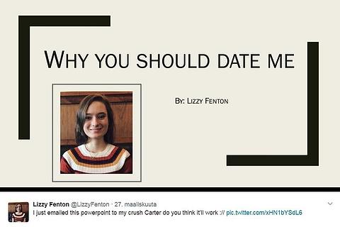 Minun pitäisi aloittaa dating site