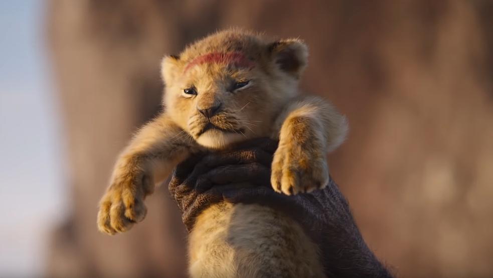 Leijonakuningas Traileri