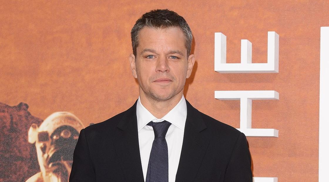 Matt Damon Suomi