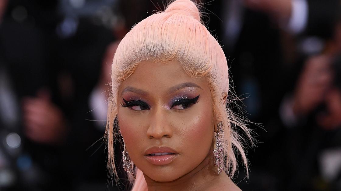 Nicki Minaj räjäytti internetin twerkkauksellaan